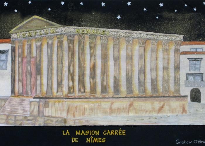 La Maison Carree de Nimes.jpg (Graham O'Brien)