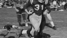 Captain Frank Riggs in 1956