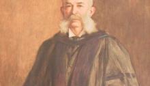 Portraite of Daniel Coit Gilman