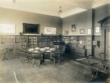 Gilman Memorial Library, 1911