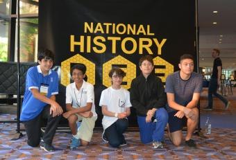 History Bee team 1200px